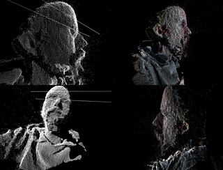 kinect point cloud | by Kyle McDonald