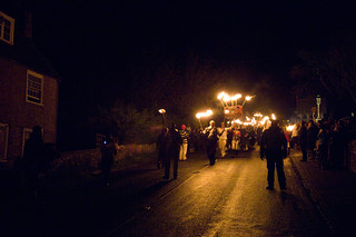 Glynde Remembrance Procession | by DarkSideRoy