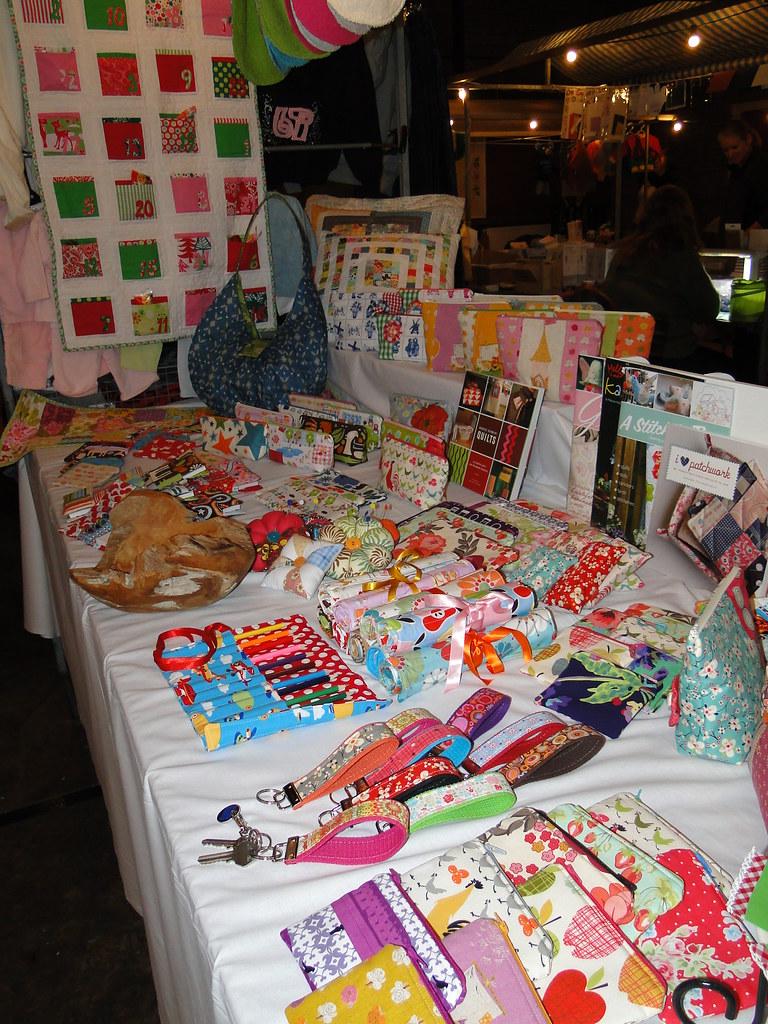 Advent Craft Market St Barnard Church