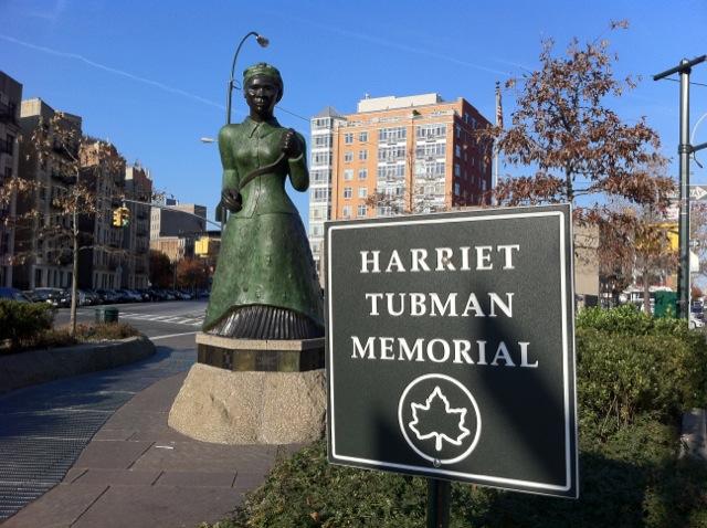 Harriet Tubman Memorial | Dimensions: L Material: metal ... The Underground Railroad