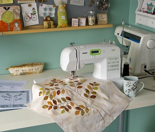 Ruska Quilt - WIP | by PatchworkPottery