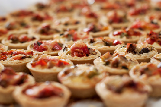 Vegetarian canapes easy for Vegetarian canape