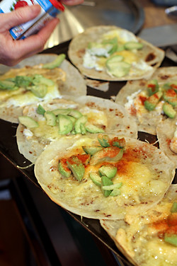 quesadillas | by David Lebovitz