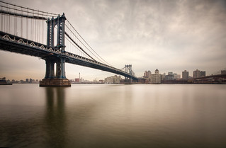 The Manhattan Bridge | by chris lazzery
