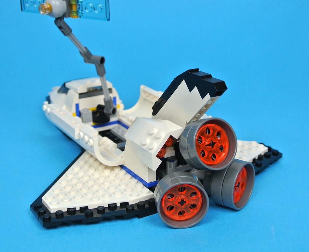 lego space shuttle brickset - photo #16