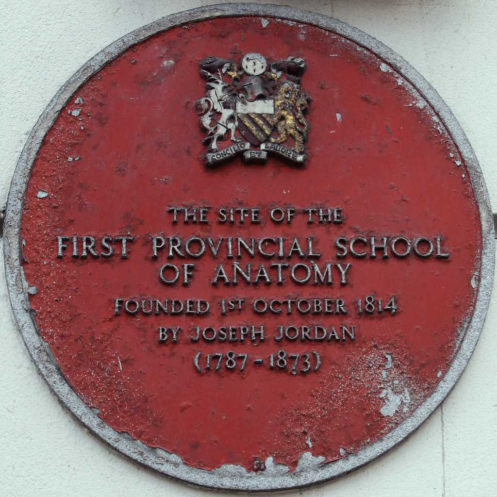First Provincial School Of Anatomy Manchester England Uk Flickr