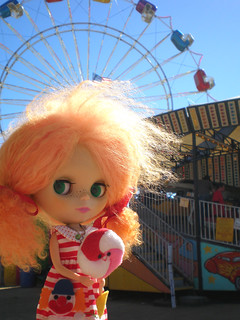 Blythe Photo Challenge ~ Fun in the Sun | by EmbellishYourself