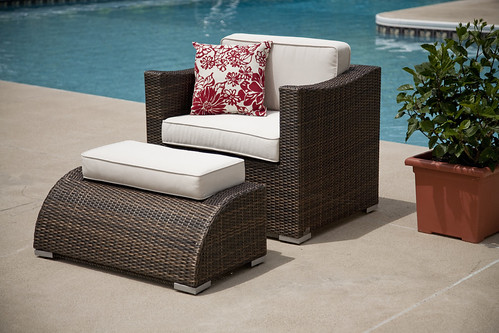 Cosabella Collection Wicker Chat Set | by Open Air Lifestyles, LLC