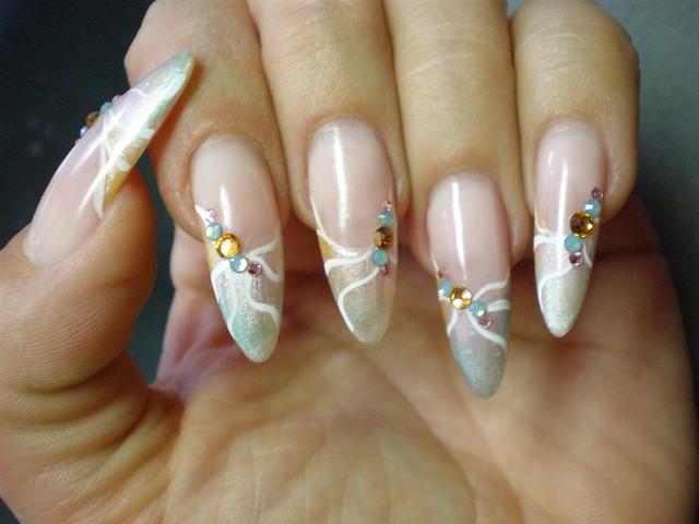 nail art sommer