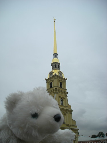 Louie at the Cathedral | by queenkv