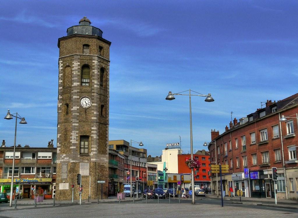 La Place Du Minck De Dunkerque The Place Square Of The