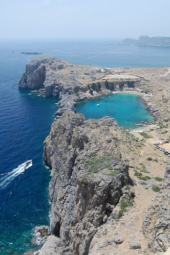 St Paul's Bay, Lindos, Rhodes | by Holfo