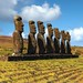 Ahu at Easter Island
