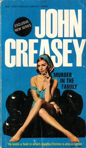 Murder in the Family by John Creasey | by The Woman in the Woods