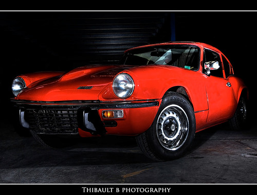 Triumph GT6 | by Thibault B Photography