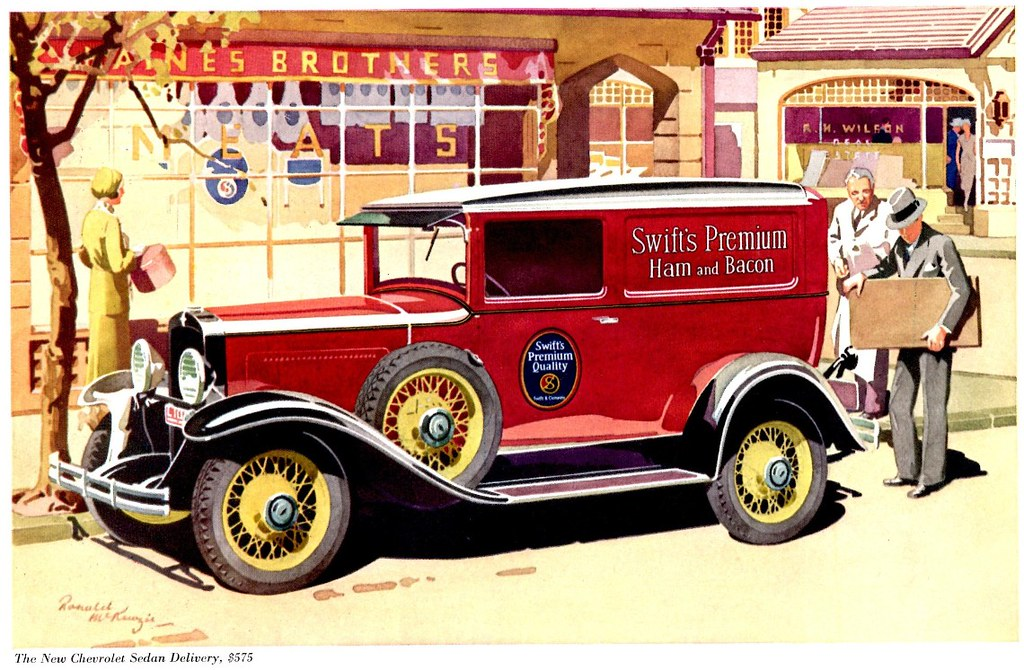 1931 chevrolet sedan delivery alden jewell flickr 1932 Ford Sedan 1931 chevrolet sedan delivery by aldenjewell