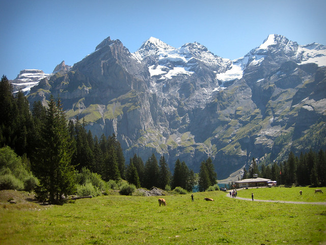 Kandersteg Switzerland  city photo : Kandersteg, Switzerland | Flickr Photo Sharing!