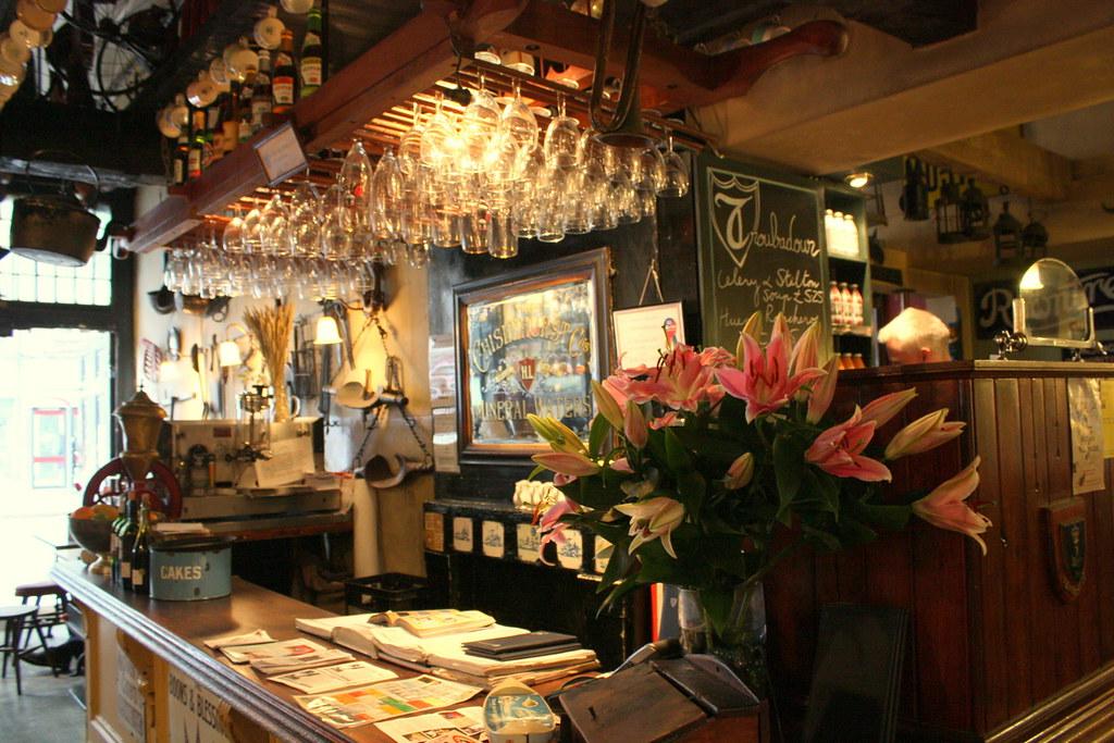 Cafe Troubadour Interior 2 | Troubadour Cafe: 263-267 Old Br… | Flickr