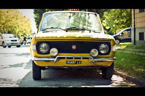 Fiat 128 Rally | by Carlo Vingerling
