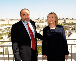 Secretary Clinton Meets With Israeli Foreign Affairs MInister Lieberman | by U.S. Department of State