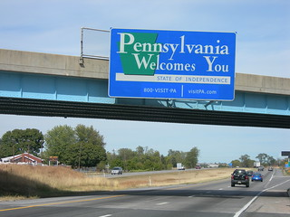 Welcome to Pennsylvania | by jimmywayne