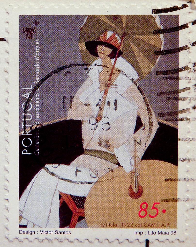 portugal stamp 85 e briefmarke timbre marka selo francobol. Black Bedroom Furniture Sets. Home Design Ideas