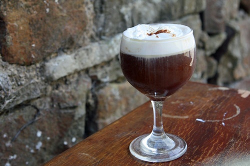 Irish coffee | by David Lebovitz