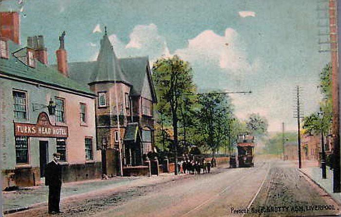 Liverpool c 1900s Post...