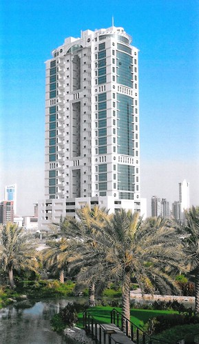 Sehab Executive Towers A Brand New 23 Storey Twin Tower