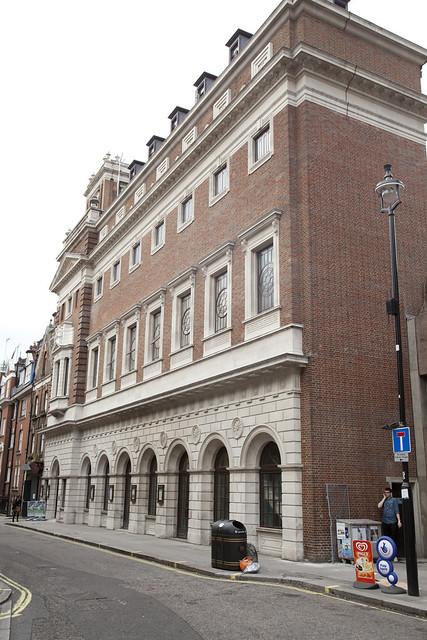 Marshall Street Baths Re Opening Soho London Flickr Photo Sharing