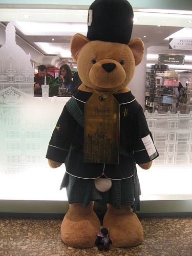 Harrods Bear | by Quite Adept