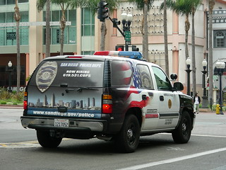 San Diego Police | by So Cal Metro