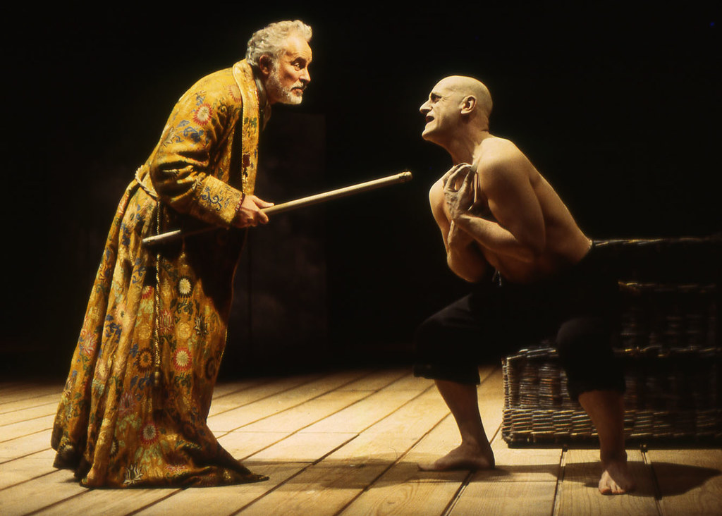 an analysis of the characters in the play the tempest by william shakespeare Essays and criticism on william shakespeare's the tempest scene 1 summary and analysis in the context of the play further, the characters.