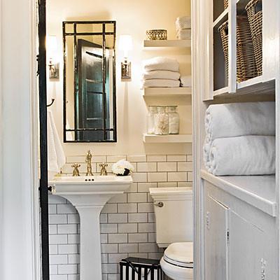 bathroom shelves | erigutt | Flickr