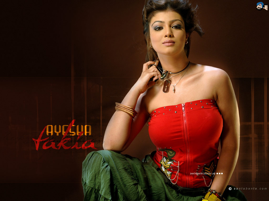 Suggest Ayesha takia actress And there