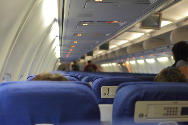 United 757 Cabin   Fli...