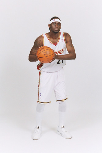 Darius Portrait | by Cavs History