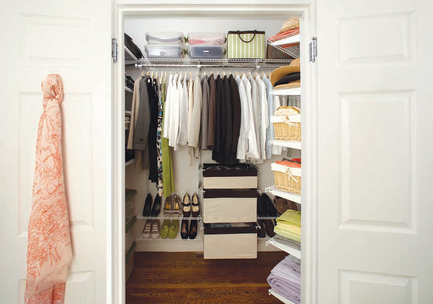 Delicieux ... Rubbermaid HomeFree Series Closet System | By Rubbermaid Products