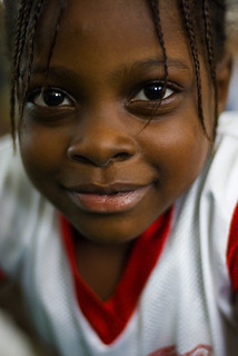 Portrait of young girl | by World Bank Photo Collection