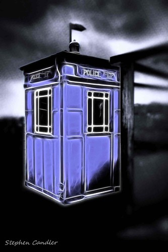 Police Box or TARDIS ? | by Light+Shade [spcandler.zenfolio.com]