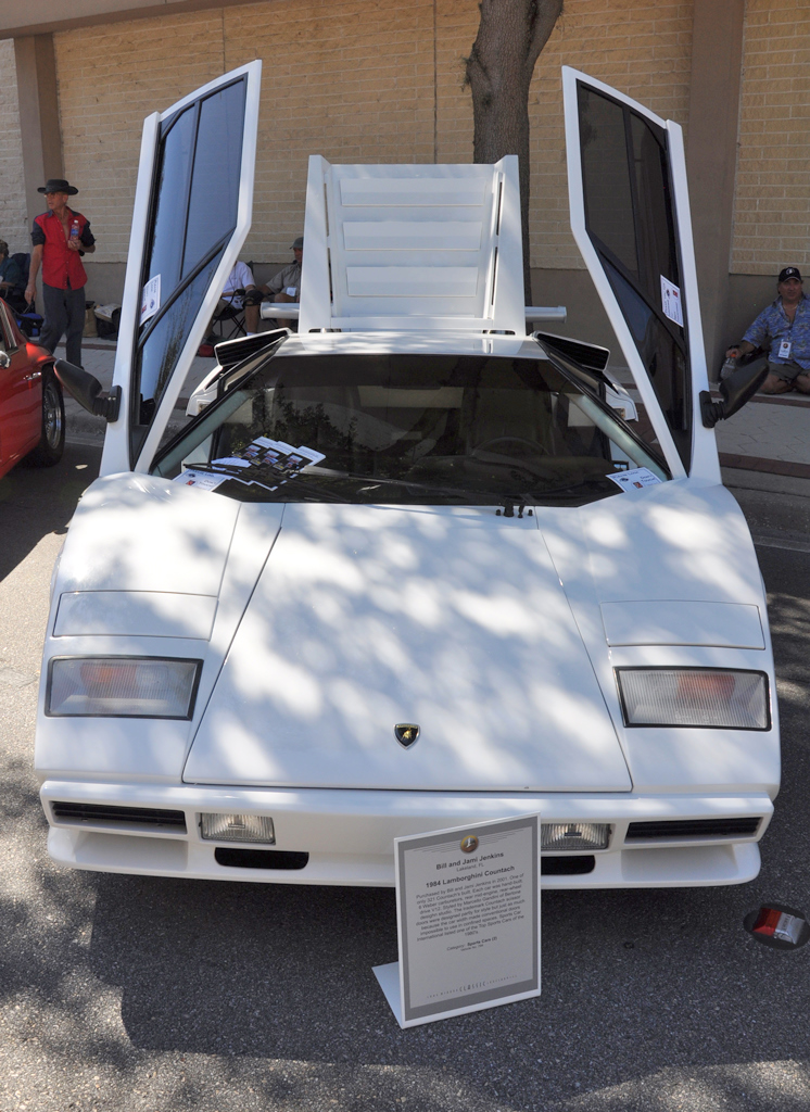 1984 lamborghini countach at lake mirror classic this 1984 flickr. Black Bedroom Furniture Sets. Home Design Ideas