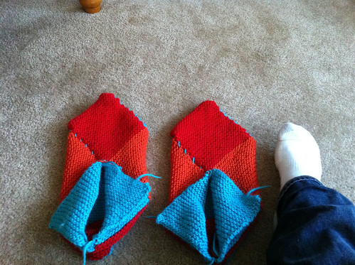 Norwegian House Slippers | by NinjaKnits