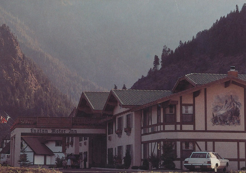 Enzian Motor Inn - Leavenworth, Washington