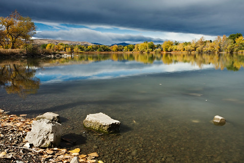 Denver Park Fall Colors #1 | by Edward Jenner2010
