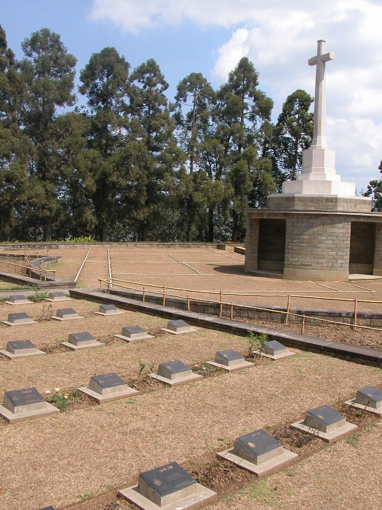 Kohima War Cemetery Battle Of The Tennis Court In The Ba Flickr