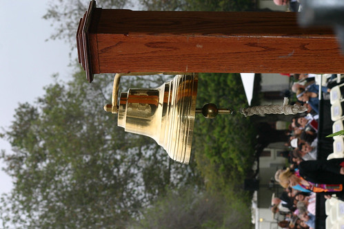 Commencement Bell | by California State University Channel Islands