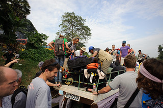 Disembarking Boat from Battambang | by goingslowly