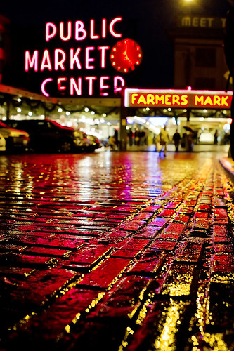 Seattle Pike Place | by Mike Fiechtner
