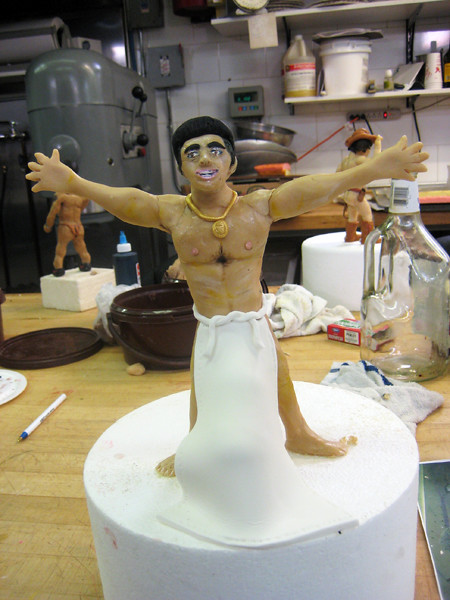 Cake Boss Decorating Ideas : CAKE BOSS Bachelorette Party Stripper Erotic Cake by Tony ...