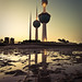 "Kuwait Towers ""DSLR Banned"""